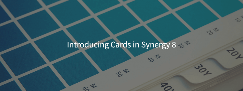 New Page Editor Element: Cards